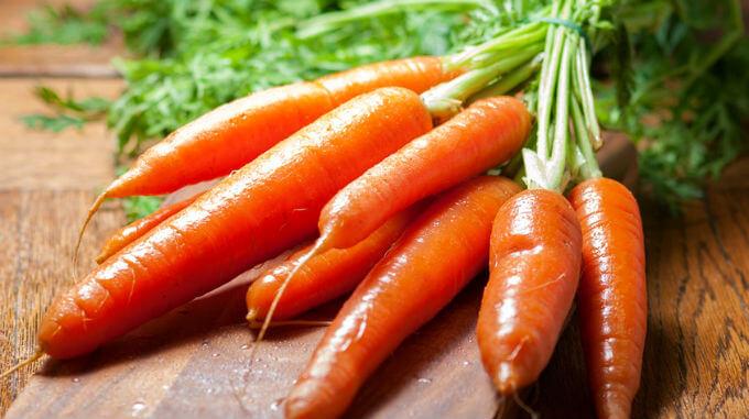 As Cenouras São Boas Para Si