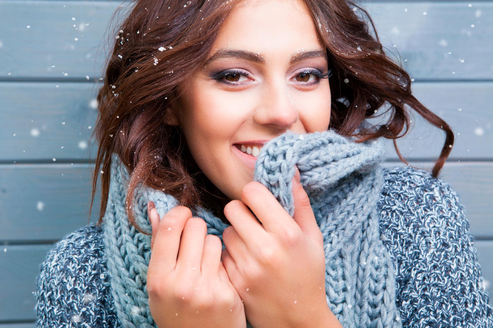 Deseja Ter Uma Pele Perfeita No Inverno?