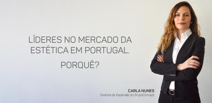 Líderes No Mercado Da Estética Em Portugal. Porquê?