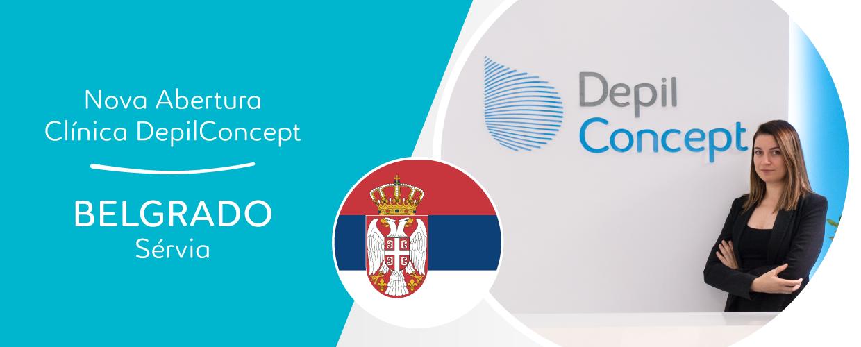 DepilConcept Continua A Crescer Na Sérvia