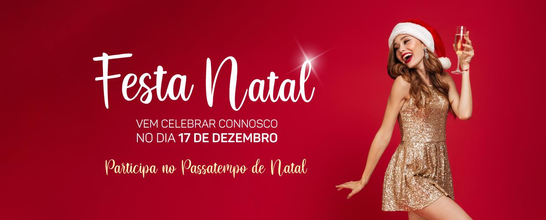 Natal DepilConcept: Vem Comemorar Connosco!