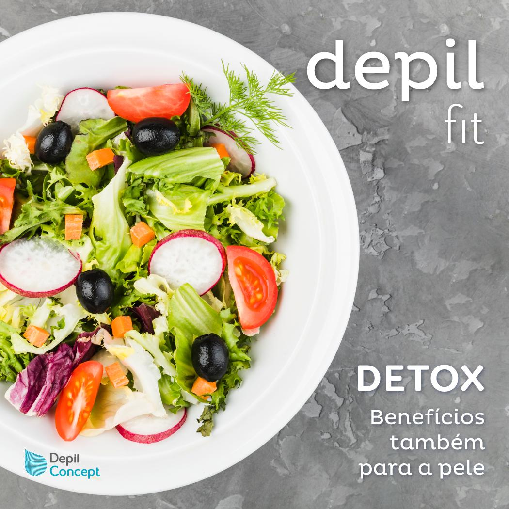 Depilfit Nutrição